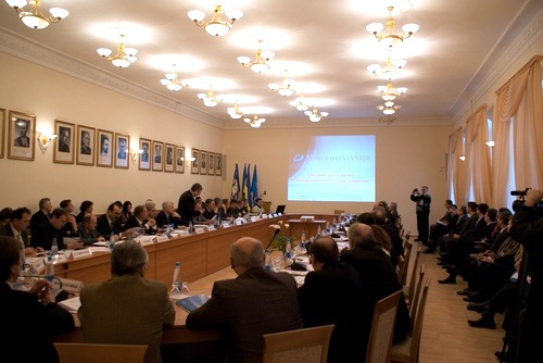 Meeting of Advisory Council on questions of informatization